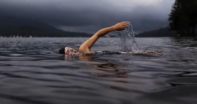 Fitness durch schwimmen