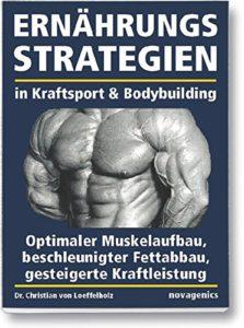 fitnessgeschenke Ernährungstrategien, Muskelaufbau, Fettabbau Buch kaufen