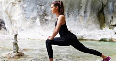 Regeneration beim Fitness