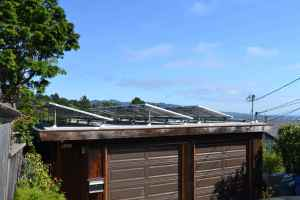 Solar Wedge Install