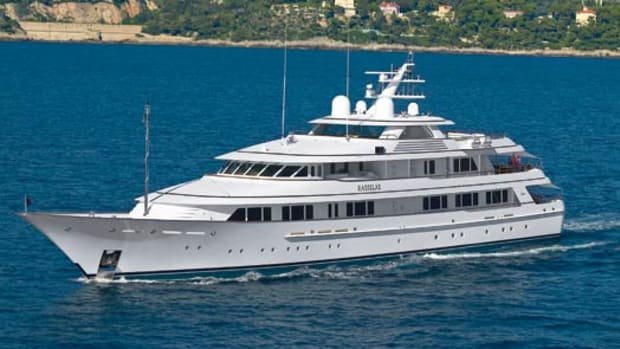 Americas 100 Largest Yachts 2007 99 Themis Power