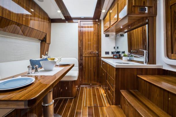 Power Amp Motoryachts First Look At The HCB 65 Estrella