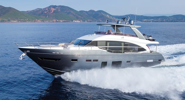 Princess 75 Motor Yacht Power Amp Motoryacht