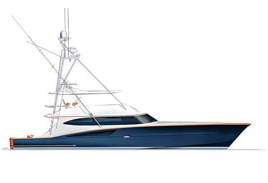 Bayliss B16 84 Foot Orion Power Amp Motoryacht