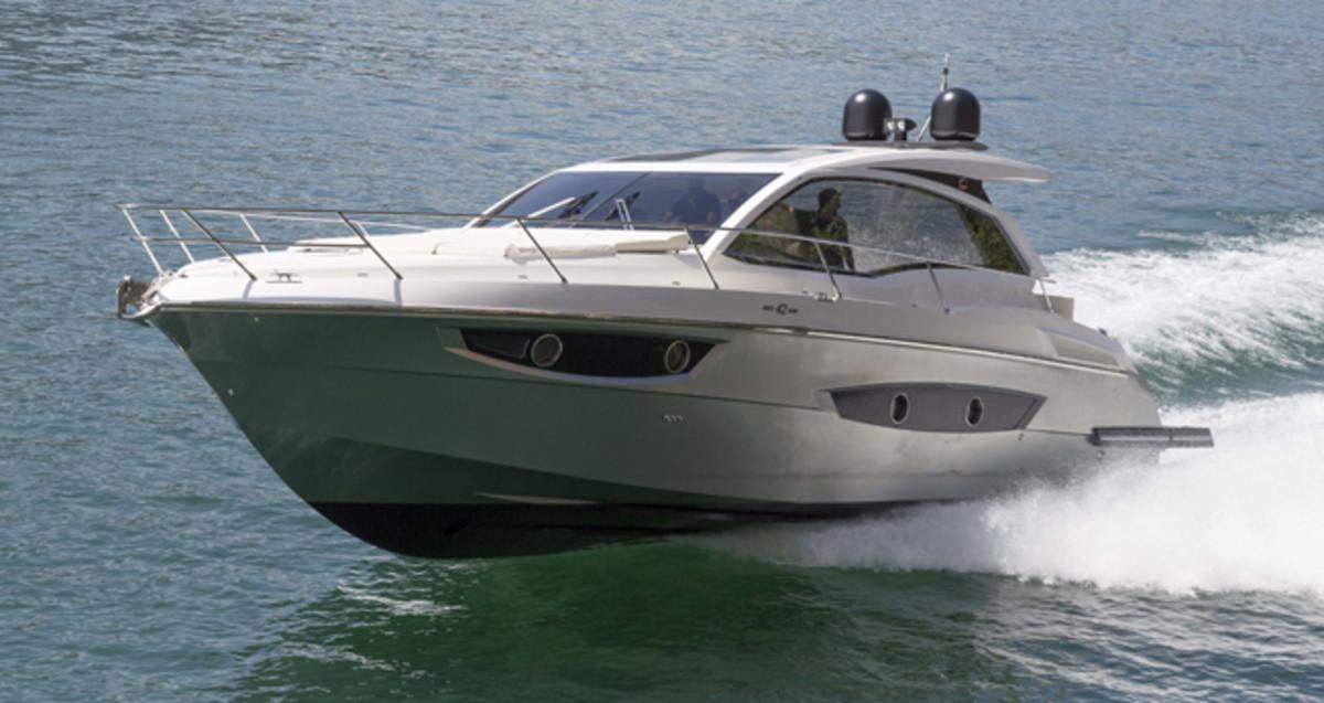 Rio Yachts 42 Air Power Amp Motoryacht