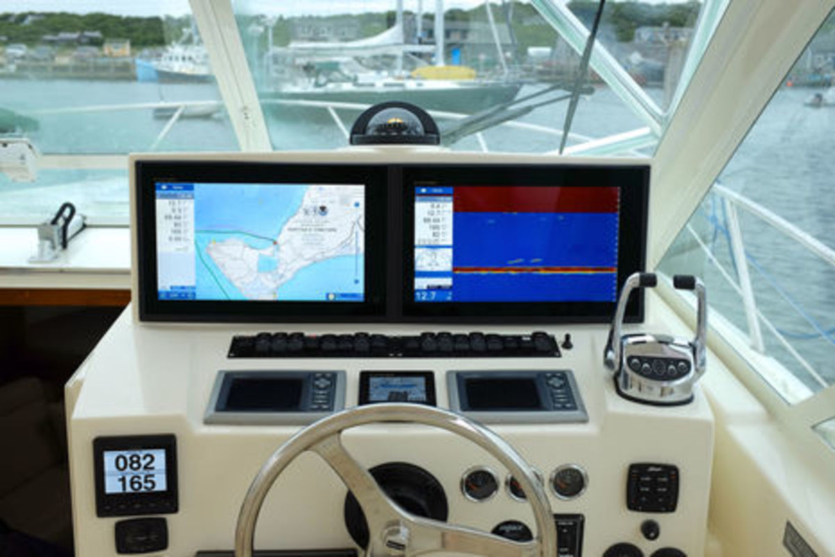 Furuno NavNet TZ Touch 2 First Impressions On The Water