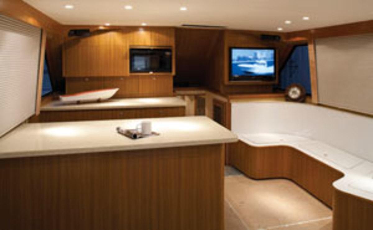Refresh Your Boat S Interior Power Motoryacht