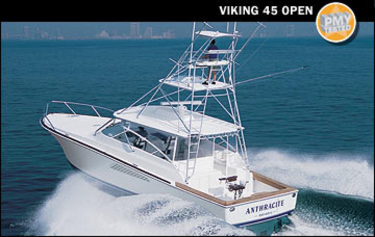 Viking 45 Open Power Amp Motoryacht