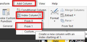 Add Index