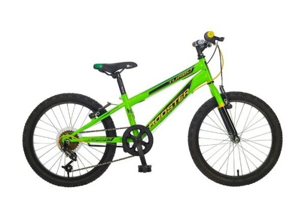 BICIKL BOOSTER TURBO 200 green