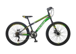 BICIKL POLAR SONIC DISK 24 black-green najpovoljnija cena