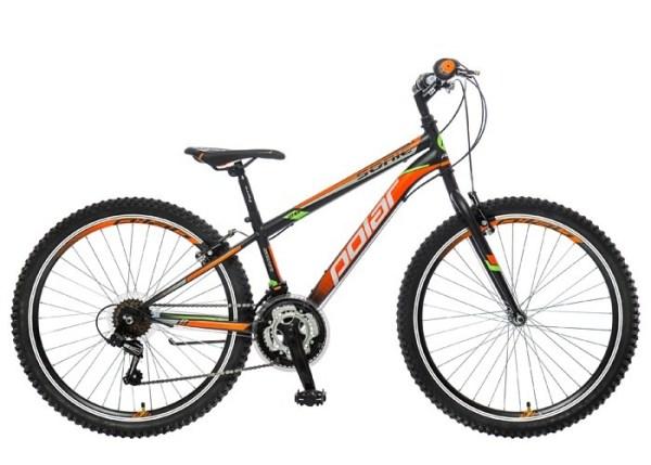 BICIKL POLAR SONIC 26 black-orange najpovoljnija cena