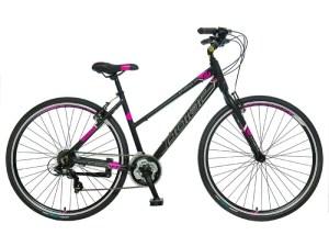 BICIKL POLAR ATHENA Rigid black-pink najpovoljnija cena