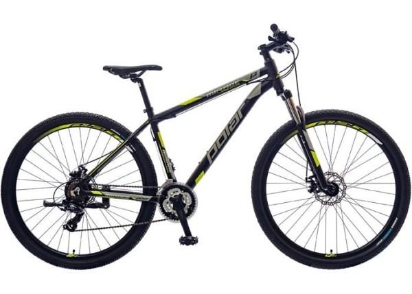 BICIKL POLAR MIRAGE SPORT black-grey-fluo yellow najpovoljnija cena