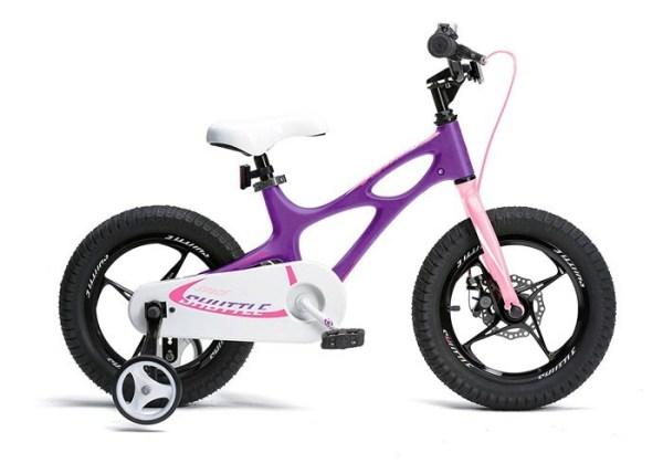 "BICIKL ROYAL BABY SPACE SHUTTLE 16"" purple najpovoljnija cena"