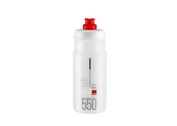 BIDON ELITE JET clear-red 550ml najpovoljnija cena