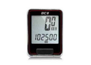 BRZINOMER ECHOWELL BC-8 black-red najpovoljnija cena