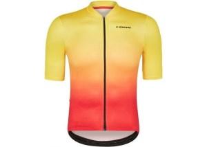 DRES LOOK FONDO KRATKI RUKAVI Lightweight orange-yellow najpovoljnija cena
