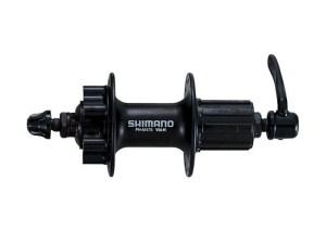 NABLA ZADNJA SHIMANO DEORE FH-M475L 36H 8-10 BRZINA DISK 6-BOLT SIVA QR:166mm najpovoljnija cena