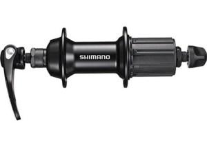 NABLA ZADNJA SHIMANO TIAGRA FH-RS400 32H 10/11 BRZINA CRNA QR:163mm najpovoljnija cena