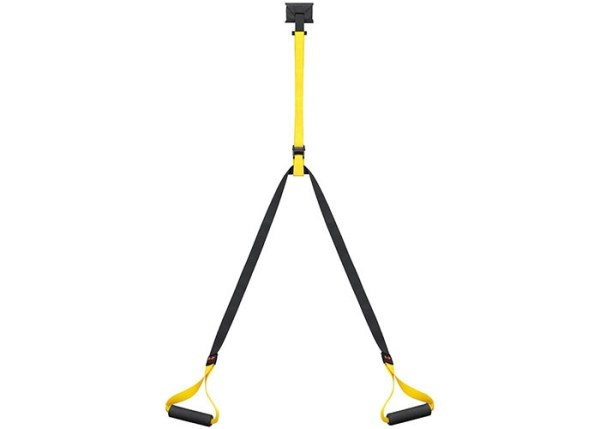 TOTAL BODY SUSPENSION TRAINER BB-2401E black-yellow najpovoljnija cena