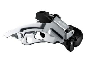 MENJAC PREDNJI SHIMANO DEORE XT FD-T8000-L 3X10 SA ŠELNOM 34.9MM (+28.6/31.8 ADPT) 48T LOW CLAMP TOP-SWING DUAL-PULL 66-69 najpovoljnija cena