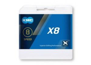 LANAC KMC X8 8 BRZINA SA BRZOM SPOJNICOM najpovoljnija cena