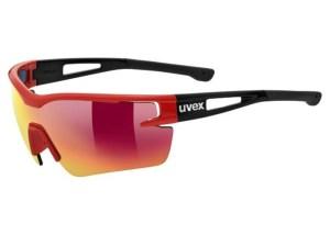 NAOCARE UVEX SGL 116 red black mat najpovoljnija cena