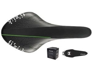 SEDIŠTE FIZIK ARIONE R3 LARGE CANNONDALE black-green+blatobran+traka volana najpovoljnija cena