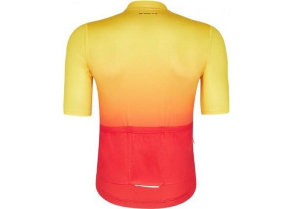 DRES LOOK FONDO KRATKI RUKAVI Lightweight orange-yellow