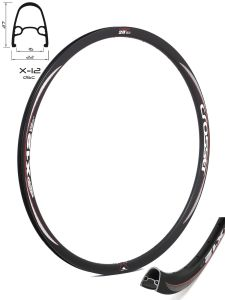 FELGA  RIM 28 X12 32H BLACK najpovoljnije cene