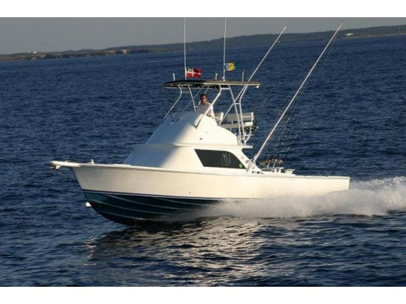 1966 Bertram 31 Classic Powerboat For Sale In Florida