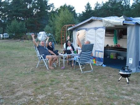 Powerboot-Treffen in Krugsdorf 2015