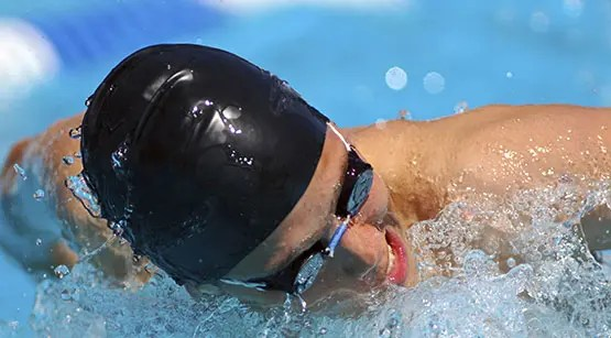 TUEs in endurance athletes such as swimming
