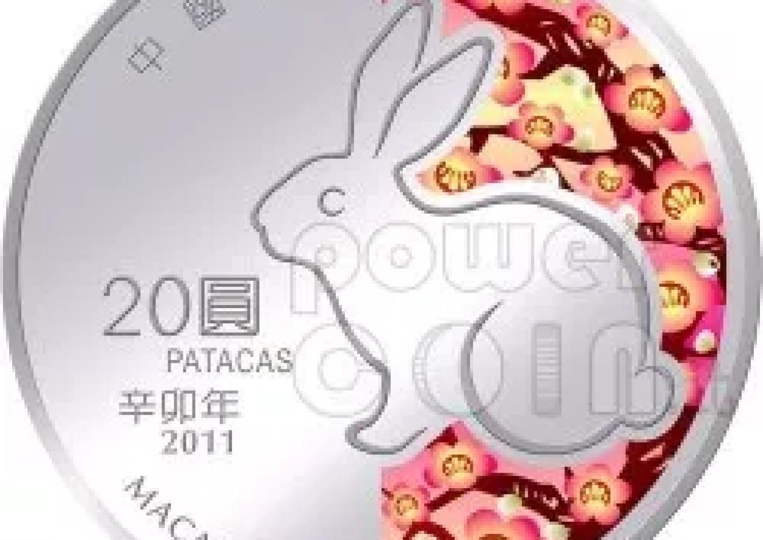 Ano Del Conejo 2011 Power Coin