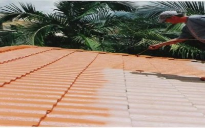 Roof Painting Cost in Perth