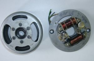 Yamaha DT, RT, DT250, DT360, DT400 CDI Ignition12v180W, 72 38 799 DC  HVCcycle