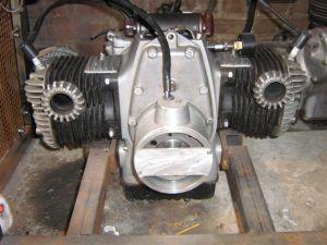 Powerdynamo for Zündapp K500