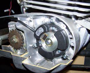 Powerdynamo, Rennzündung für MZ ETZ 251301 (nur Zündung)
