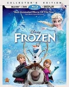 KidFresh Frozen Foods & Frozen Movie Giveaway
