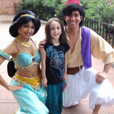 Experiences in Disney World