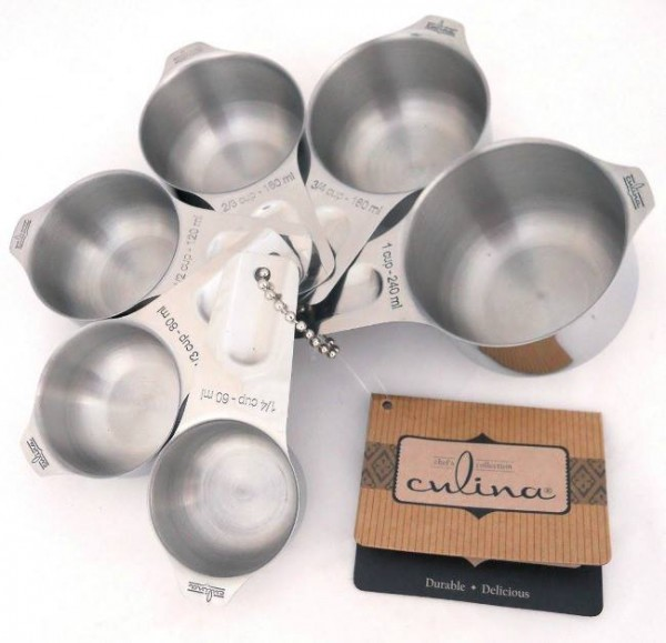 culina measuring spoons