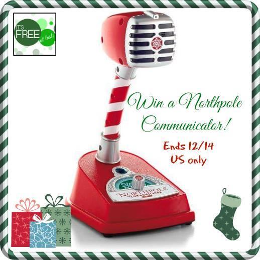 north pole communicator