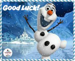 olaf good luck