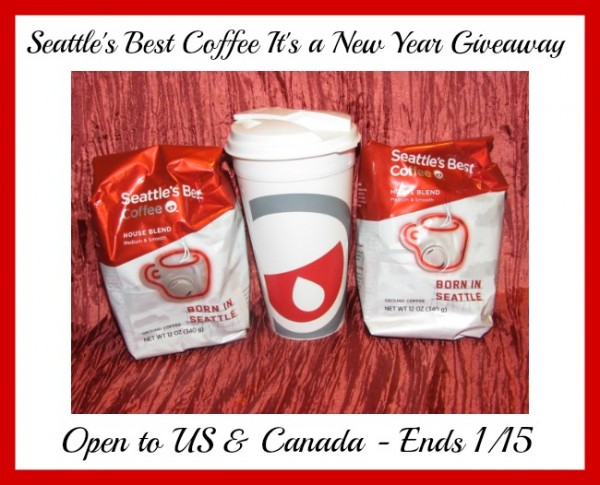 seattle's best new year giveaway