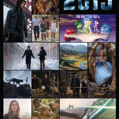 Disney Movies for 2015