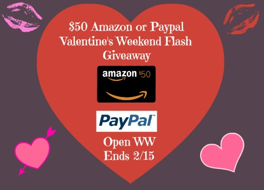 AMAZON valentines flash
