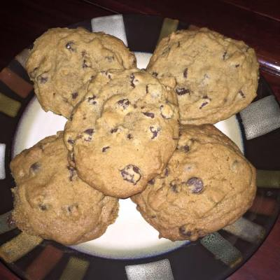 Chocolate Chip Cookies Recipe with Coconut Sugar