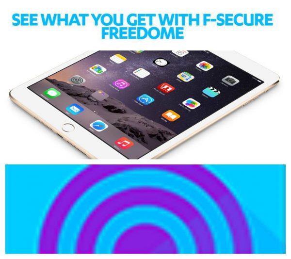 ipad f-secure