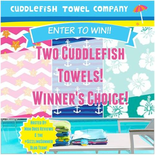 cuddlefish towel giveaway ends 5 4 open ww powered by mom
